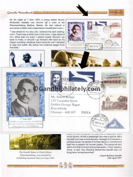 Gandhi handbook